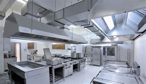 Commercial Kitchen Exhaust System Design Commercial Commercial Kitchen Exhaust System Design