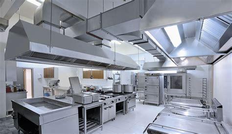 Kitchen Exhaust Installation