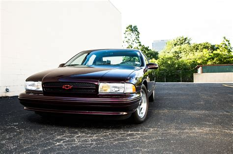 1999 chevy impala ss collectible classic 1994 1996 chevrolet impala ss