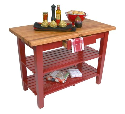 boos butcher block table boos oak country work table butcher block island