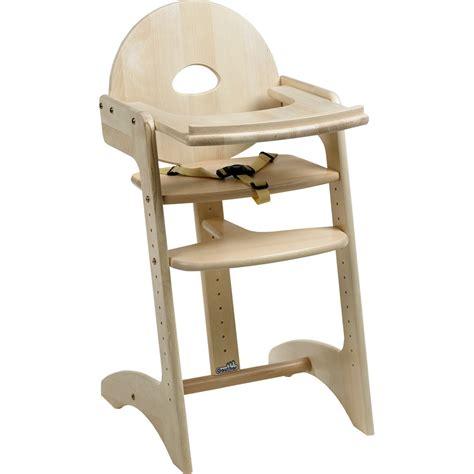 chaise haute 233 volutive filou naturel de geuther chez