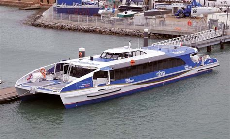 thames clipper incat mbna thames clippers hunt class catamarans shipping