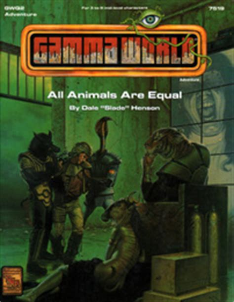 gamma world waynes books rpg reference gamma world 4th and later editions wayne s books rpg