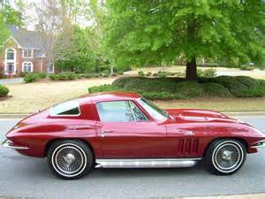 1966 chevrolet corvette coupe 60624