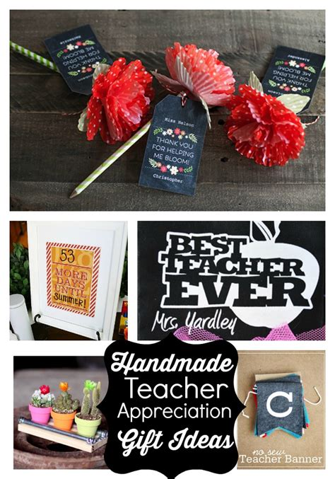 Appreciation Handmade Gift Ideas - handmade appreciation gift ideas skip to my lou