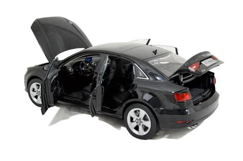 model cars audi a3 sedan 1 18 scale diecast model car wholesale