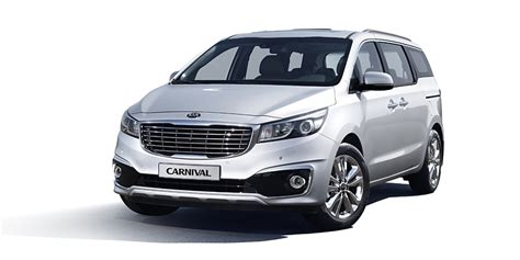 All New Kia Carnival Kia To Launch Redesigned Carnival Sorento And
