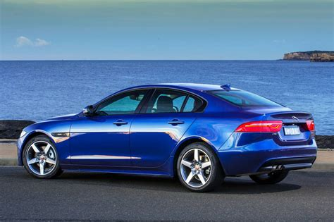 2016 jaguar xe review caradvice