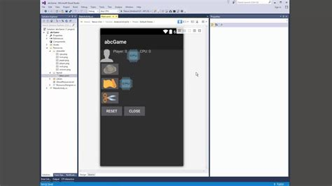 xamarin tutorial game abcgame developing simple android game using xamarin