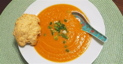 Cheap Kitchen weeknight kitchen miso pumpkin soup and easy biscuits