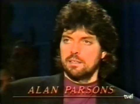 alan parsons project interview and performance of