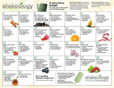 21 Day Detox Calendar by 28 Best Images About Shakeology On Frozen