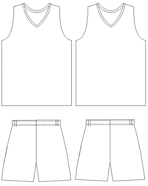 nba jersey coloring pages basketball jersey template