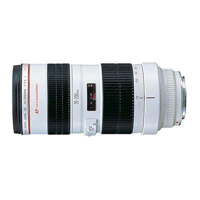 canon ef 70 200 f 2.8 l usm lens