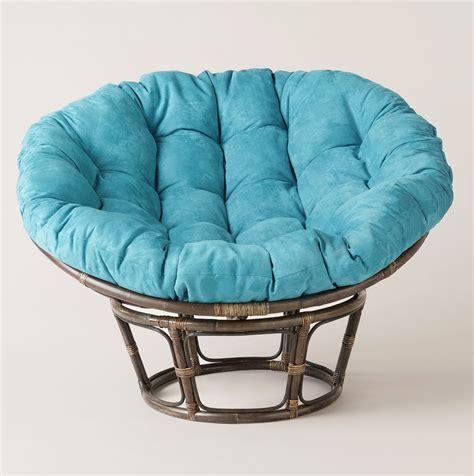 papasan ottoman cushion papasan chair cushion world market home design ideas