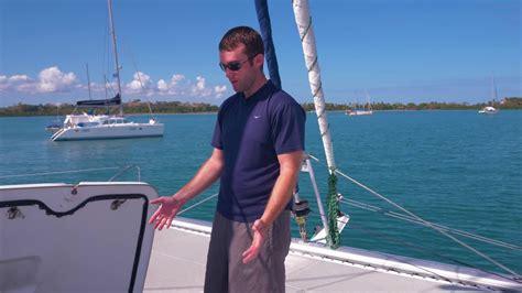 catamaran to sail around the world how we set up our catamaran to sail around the world youtube