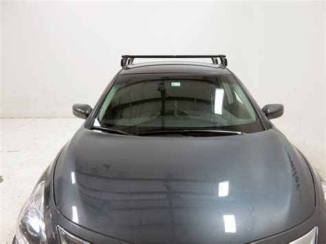 2013 Nissan Altima Roof Rack by Yakima Roof Rack For 2005 Altima By Nissan Etrailer
