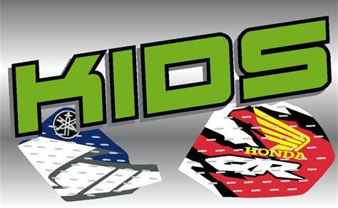 Honda Qr50 Sticker Kit by Qr50 Graphic Kit Qr50 163 35 00 Sniper Graphics