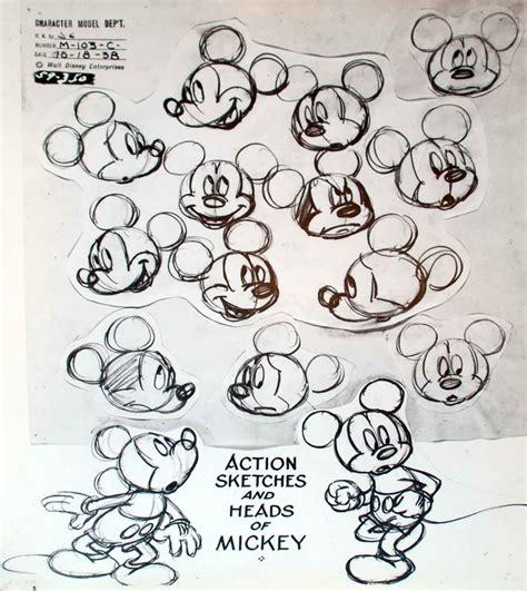 Mickey Original walt disney original mickey mouse sketches www pixshark