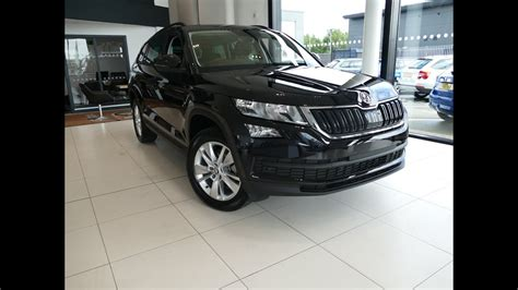 skoda kodiaq black now sold skoda kodiaq for sale immediate delivery black
