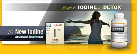 Iodine Halogen Detox by The New Iodine