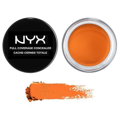 Nyx Coverage Concealer nyx coverage concealer orange 500 concealer