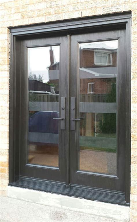 modern fiberglass laser cut wrought iron design doors