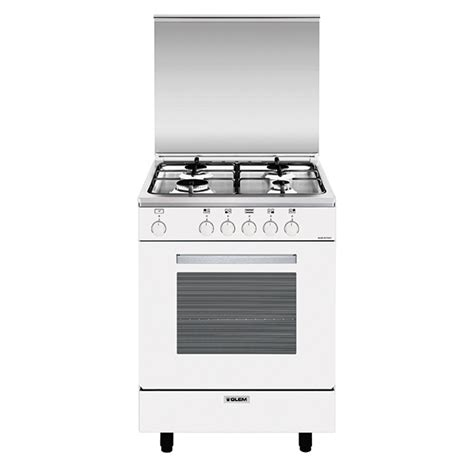 List Oven Gas al6611gx gas oven with gas grill cooking products glem gas
