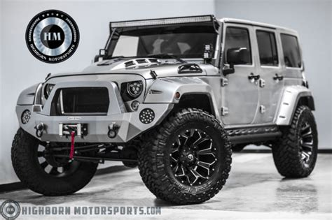 luxury jeep wrangler unlimited 2016 jeep wrangler sport unlimited nav bluetooth custom