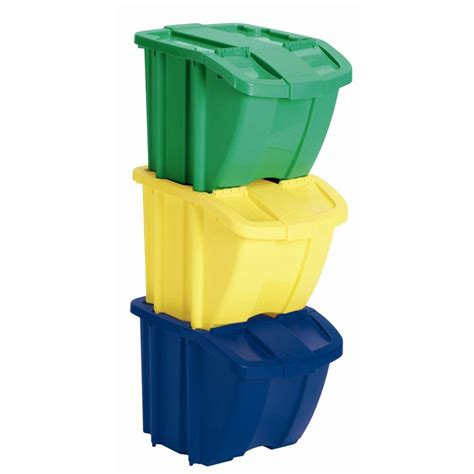 home depot paint recycling canada suncast recycle bin set 3 bh183pk the home depot