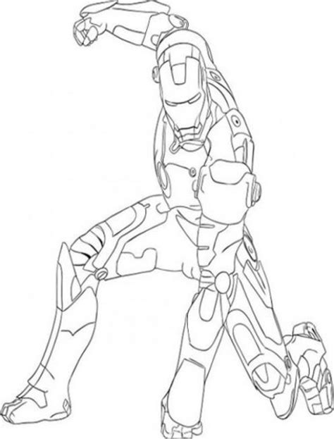 iron man car coloring pages iron man coloring pages coloring page for kids 26
