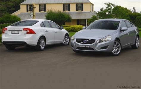 volvo range australia 2011 volvo s60 range launched in australia photos 1 of 16