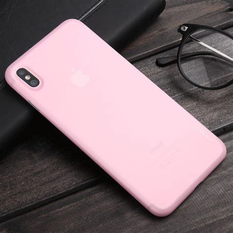 Cafele Air Pp Iphone X cafele original phone for iphone x ultra thin colors pp zxeus