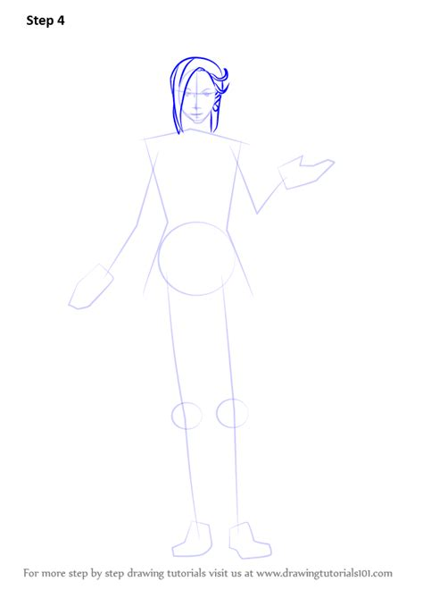 L Drawing Step By Step by Step By Step How To Draw Roswaal L Mathers From Re Zero