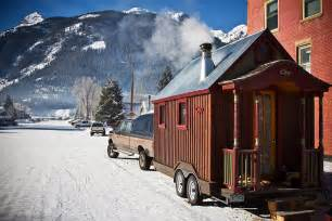 Little House On Wheels Sidecountry Sessions Tiny House