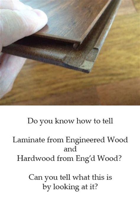 what is engineered hardwood flooring vs laminate 17 best images about flooring etc on pinterest legends