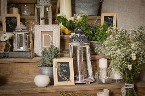 alquiler de decoracion para bodas decoraci 243 n de una boda buc 243 lica vintage decorando con los