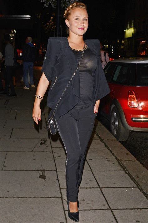 empress njamah works out debuts pictures of her new slim look pregnant celebrities ultimate maternity fashion look