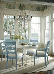 Beach Dining Room Furniture by 25 Coastal And Beach Inspired Sunroom Design Ideas Digsdigs