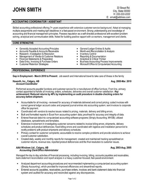 best resume exle for accountant accounting resume ingyenoltoztetosjatekok
