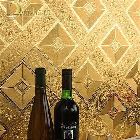 Goldfolie Decke by Online Kaufen Gro 223 Handel Tapete F 252 R Decken Aus China