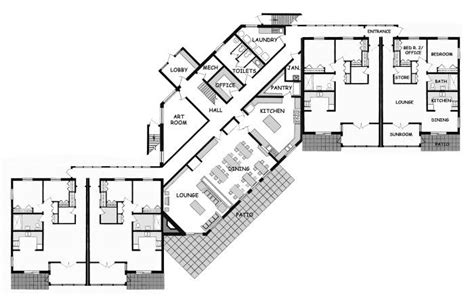 cohousing floor plans cohousing floor plans meze blog