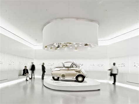 A Tour In The New Bmw Museum A Scenographic Exhibition