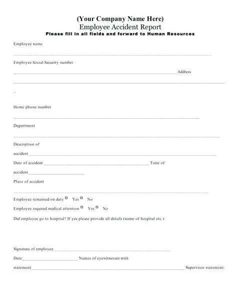 Private Investigator Report Writing Template