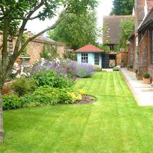 Small Walled Garden Design Ideas Landscaping And Garden Planting Design For A Walled Garden In Oxfordshire Linking The House