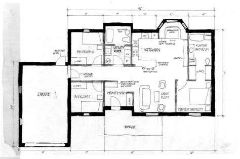 Master Bedroom Floorplans by Taylor Brock Design Portfolio Habitat For Humanity