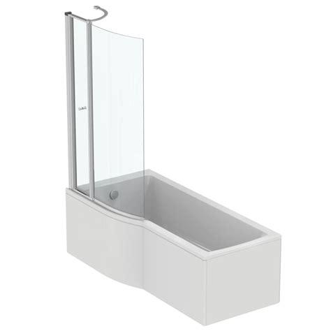 baignoire connect ideal standard product details e1134 baignoire asym 233 trique