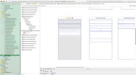 tutorial xcode storyboard xcode 8 storyboard error objective c codedump io