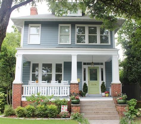1922 american foursquare norfolk va interesting home