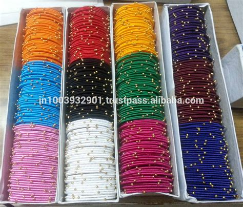 Handmade Threads - decorative thin silk thread bangles buy wholesale buy